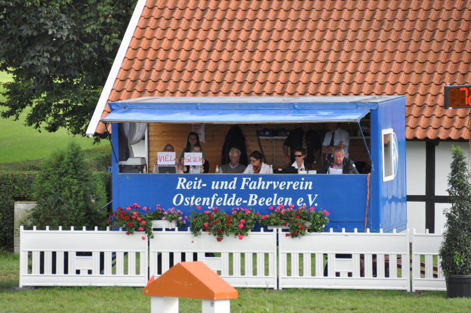Viel Glück – Das wünscht auch die PEMAG allen Ü40-Cup-Startern bei der vierten Qualifikation im Rahmen des Sommerturniers des RV Ostenfelde-Beelen. Foto: Privat