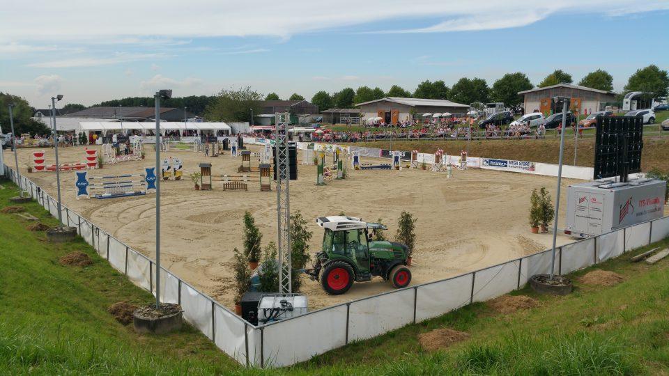 Das große Sommerturnier des Reitsportteams Leichlingen-Witzhelden bietet Pferd und Reiter auf dem Sieferhof optimale Bedingungen für einen erfolgreichen Turnierstart. Foto: privat